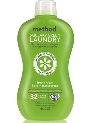 Green Cleaning Supplies Part II – Laundry, Windows And More