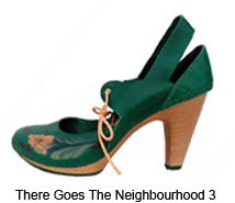 There Goes The Neighborhood clogs