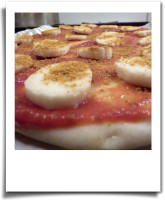Banana-Curry Pizza 1