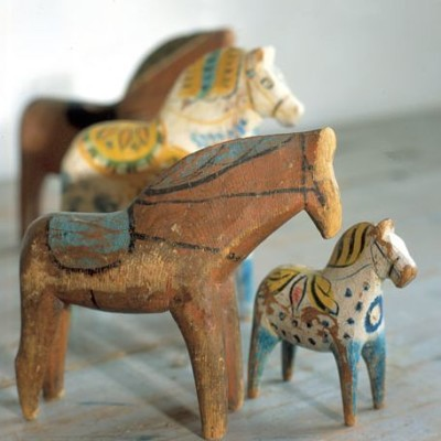 Dala Horse Decor