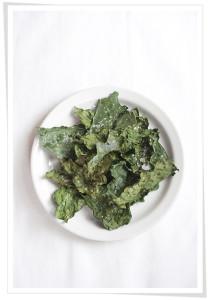 My Favorite Kale Chips Recipe
