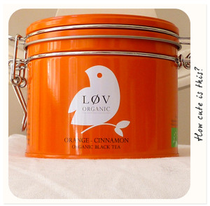 Stockholm shopping - Lov organic tea