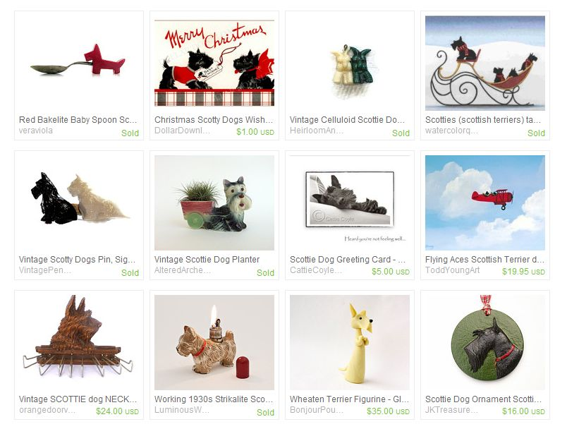 scottish terrier treasury
