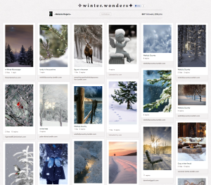 Winter Wonders: My Favorite Pinterest Board Of The Week