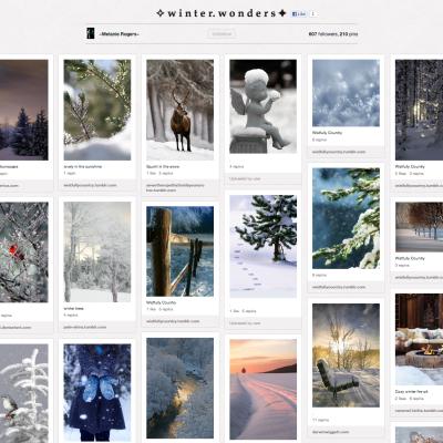 Winter Wonders: My Favorite Pinterest Board Of The Week