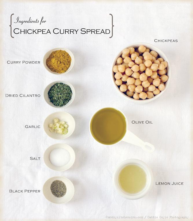 Chickpea-curry-rora-ingredienser