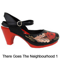There Goes The Neighbourhood clogs
