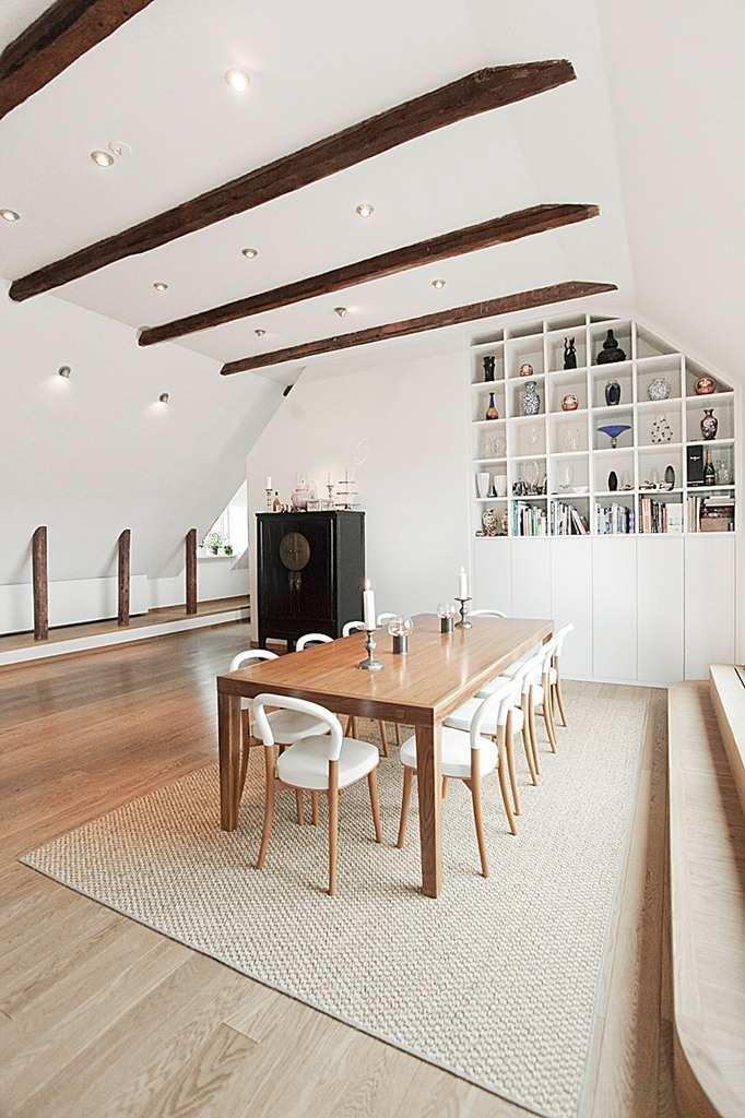 Stockholm luxury apartment