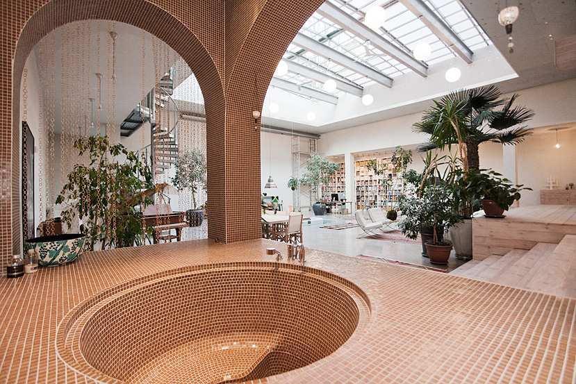 Luxury apartment in Stockholm