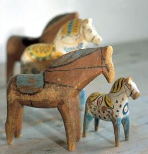 Dala Horse Decor