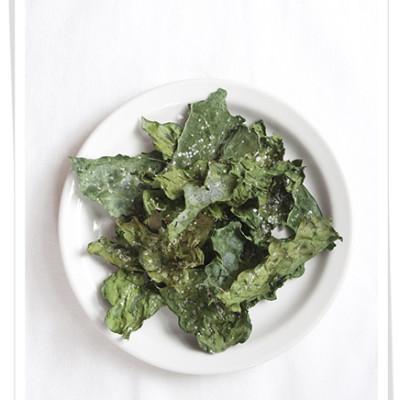 My Favorite Kale Chips Recipe