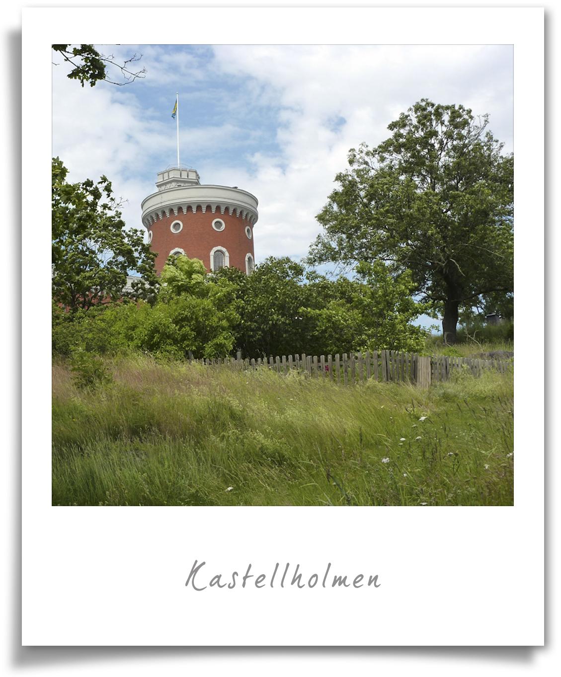 Stockholm - Kastellholmen