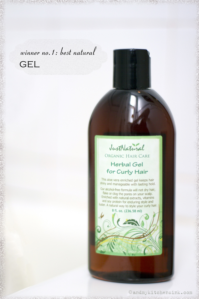 Best Natural Hair Care Products My Kitchen Sink
