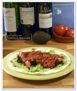 Tortilla Rollups – The Perfect Weeknight Dinner