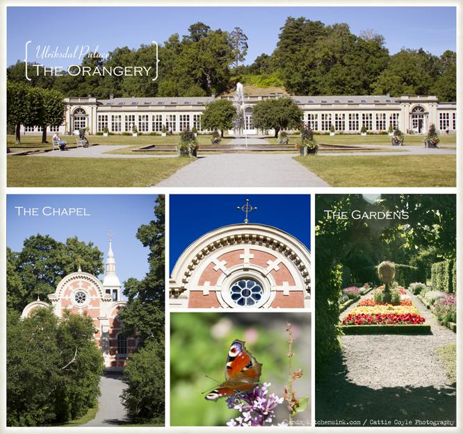 Stockholm travel Ulriksdal Palace
