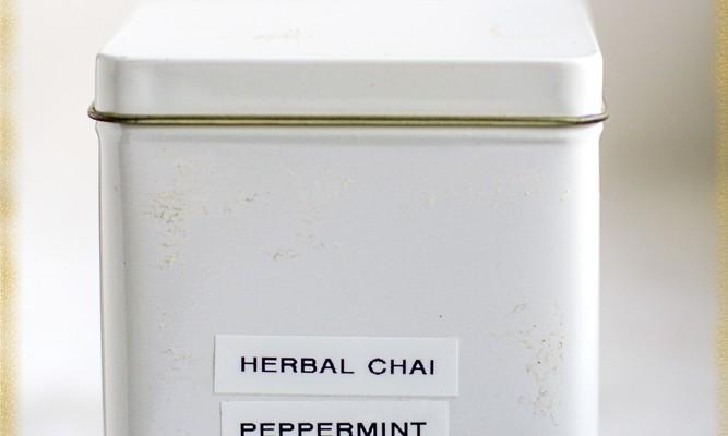 Caffeine-Free Herbal Chai Tea